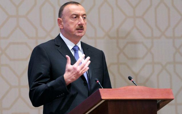 """İlham Əliyev """"Dünyada ilin adamı"""" seçildi"""
