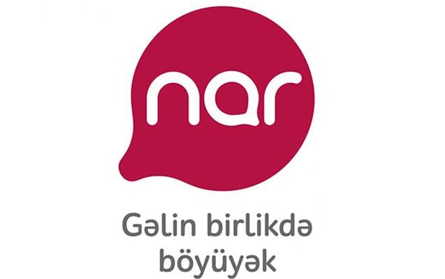 """""""Nar"""" nüfuzlu sosial media mükafatına layiq görüldü"""