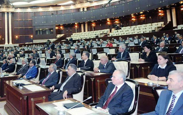 Deputatlar İsrailə gedirlər