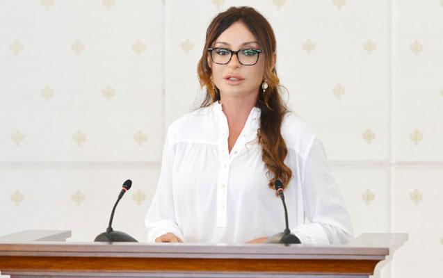 Mehriban Əliyevanın amnistiya ilə bağlı müraciəti - Mətn