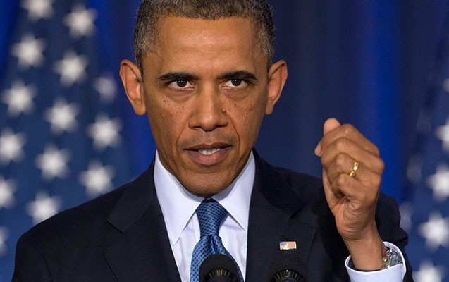 Obamanın eks-prezident kimi ilk bəyanatı - Trampın əleyhinə oldu