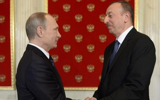 Putin Əliyevi Rusiyaya dəvət etdi