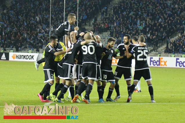 """""""Qarabağ"""" -""""Viktoriya""""-0:0-YENİLƏNDİ"""