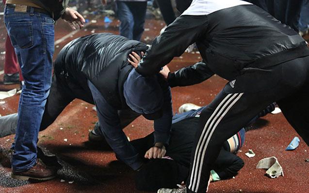 """""""Bakıda kafedə qanlı dava - Ölən var"""