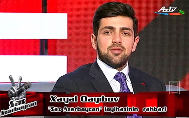 """AzTV rəhbəri kürəkənini """"Səs Azərbaycan""""a rəhbər qoydu - Video"""