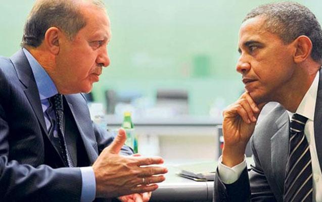 Obama ilə Ərdoğan arasında - 1 saat 20 dəqiqəlik telefon danışığı