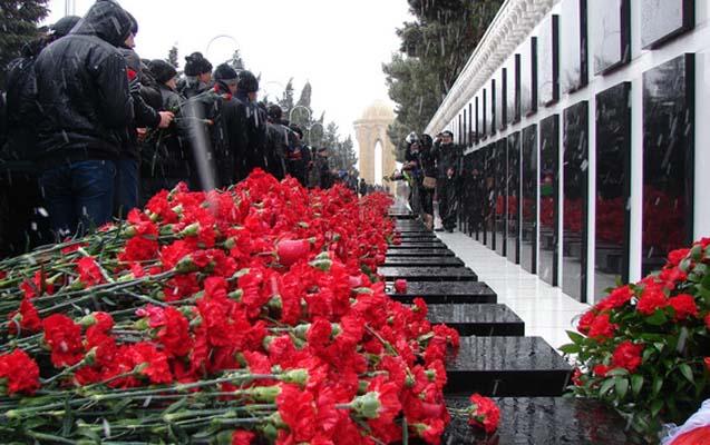"""Miluokidə 19 yanvar """"Qara Yanvar"""" günü elan olundu"""