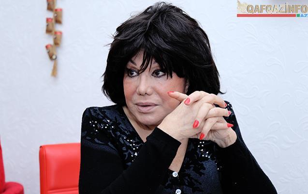 """""""Bu qədər yaltaqlıq olar, İlhamə?"""" - Flora Kərimova"""