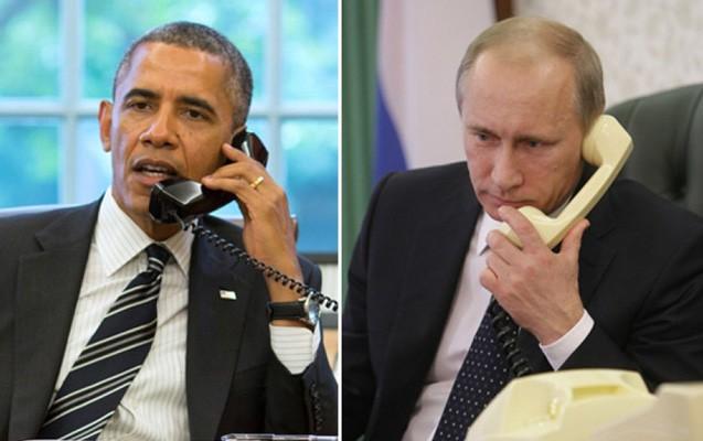Putinlə Obama Dağlıq Qarabağdan danışdı