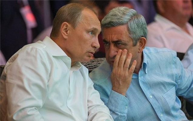 Sarkisyan Putinlə Qarabağın müzakirəsi üçün görüşür
