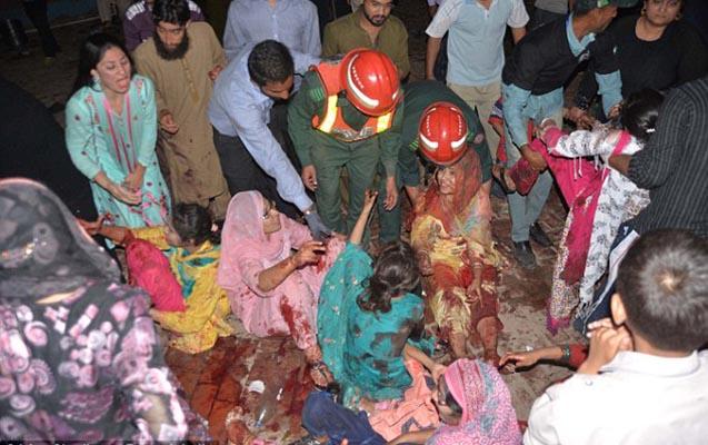 Terrorçunun başı tapıldı - üzərində 20 kilo bomba olub...
