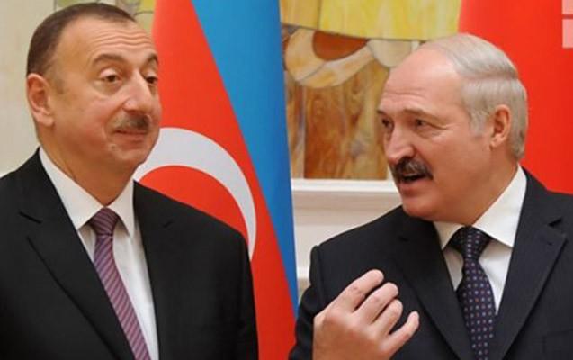 Əliyevdən Lukaşenkoya məktub