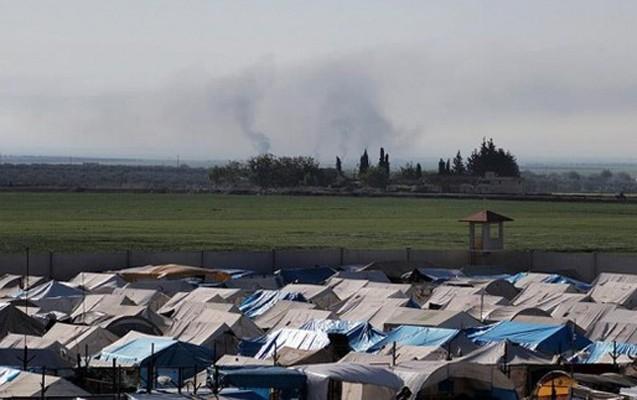 İŞİD mühacirlərin düşərgələrinə hücum etdi -Ölən və yaralananlar var