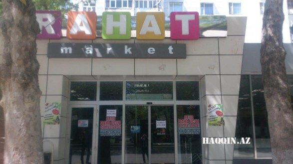 """""""Rahat market"""" bağlanır"""