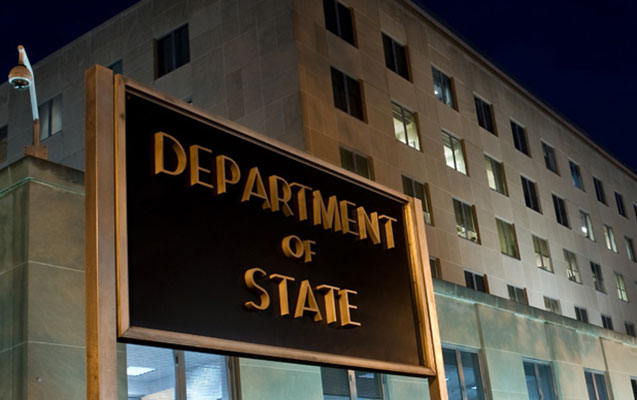 İŞİD-dən Dövlət Departamentinə qarşı - Kiber hücum