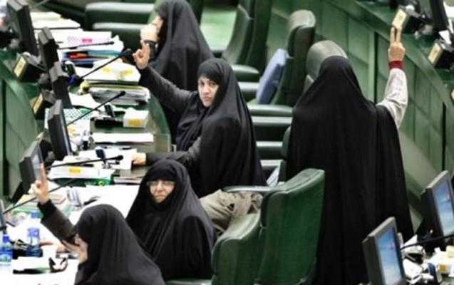 17 qadın deputat oldu - İranda