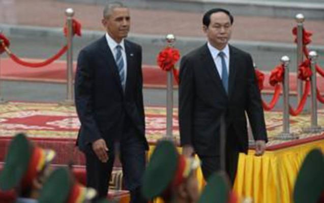 Obama silah embarqosunu aradan qaldırdı