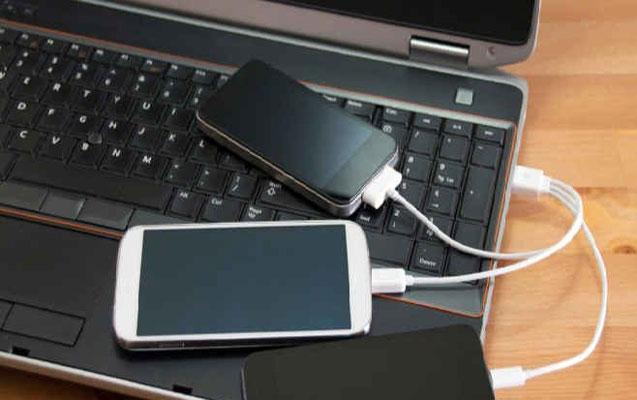 Telefonu kompüterdən enerji yığmaya qoymayın