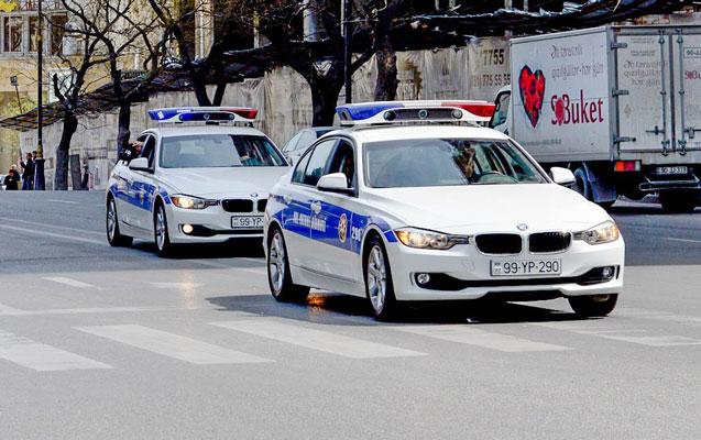 Bakıda polis mayoru ilə sevgilisi arasında qarşıdurma