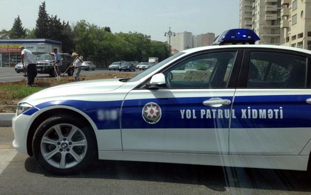 Yol polisi bu avtomobilləri saxlamayacaq