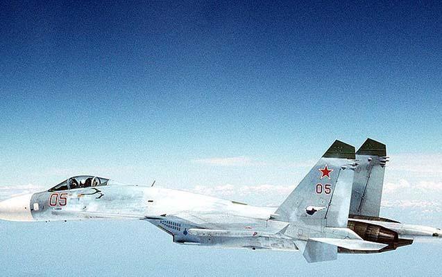Rus hərbi təyyarəsi Estoniya hava məkanını pozdu
