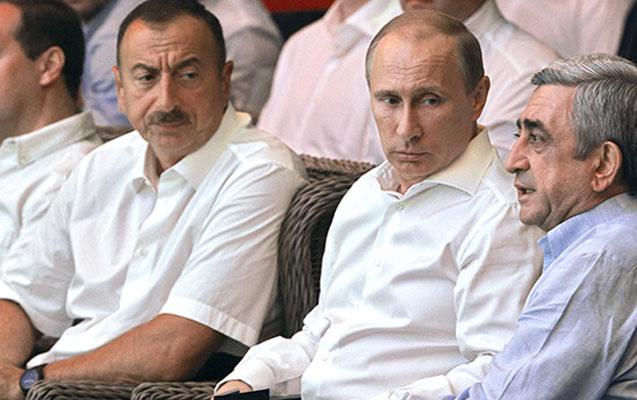 Əliyevin Putin və Sarkisyanla görüşünün vaxtı açıqlandı