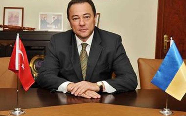 Ukrayna səfiri vəzifədən azad edildi