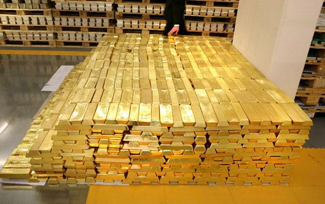 Azərbaycanın 30 tondan çox qızılı var