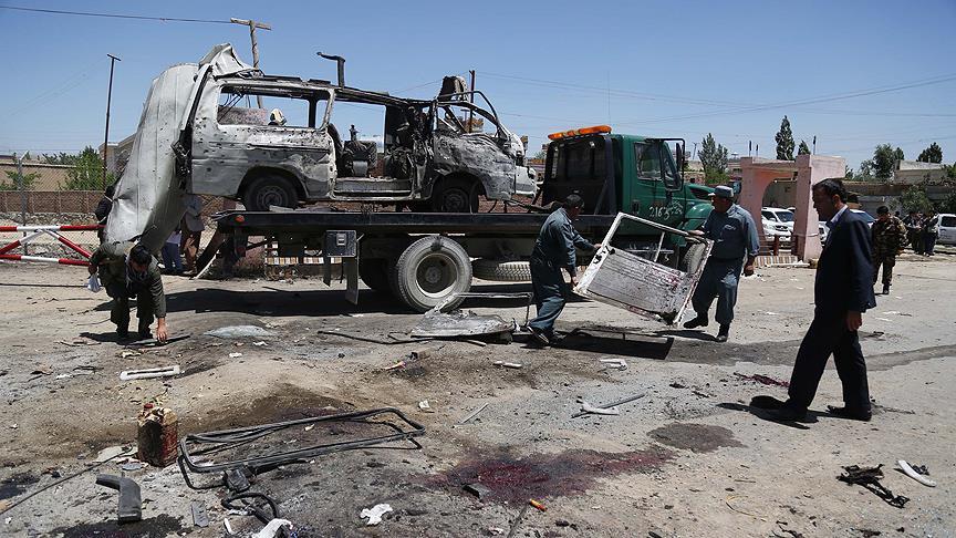Əfqanıstanda 14 xarici vətəndaş öldürüldü