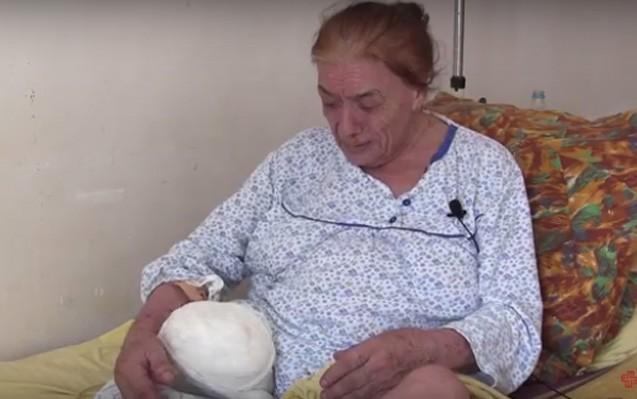Yanlış amputasiya olunan xəstənin sol ayağı da kəsildi