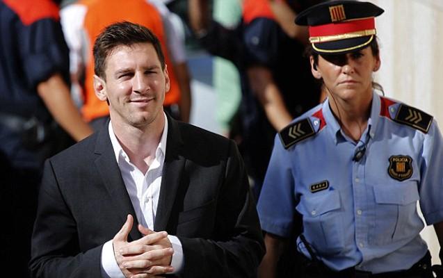 Messi barəsində həbs qərarı verildi