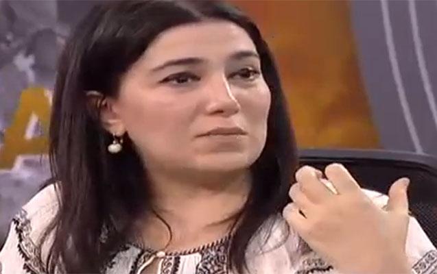 Sevil Nuriyeva Türkiyə hadisələrinə görə canlı efirdə ağladı