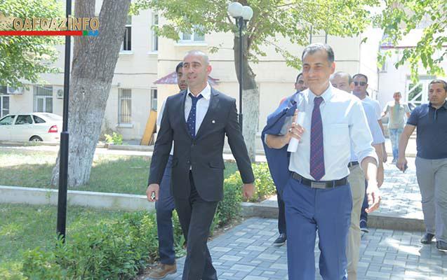 """""""Yanlışlıq var, Baş Prokurorluğa məlumat vermişik"""" - Mirşahin danışdı + Yen ..."""
