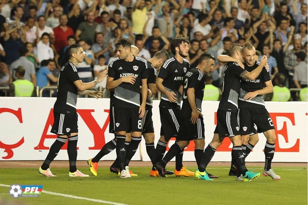 """""""Qarabağ""""-""""Göteborq"""":0:1-YENİLƏNİR"""