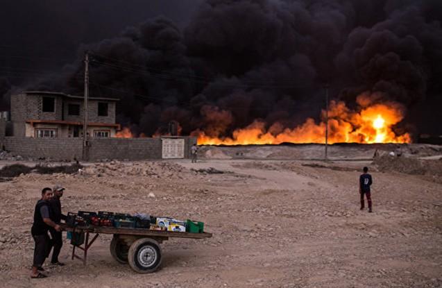 İŞİD-dən kütləvi edam - 232 ölü
