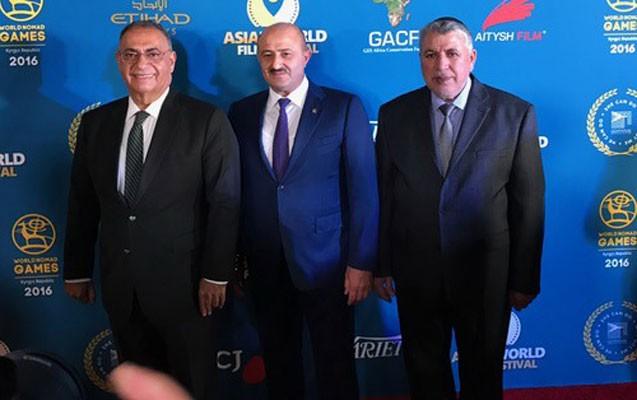 """Siyasətçilər """"Əli və Nino""""nun təqdimatında - Foto"""