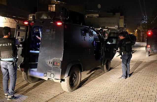 Ankarada polisə hücum - 20 nəfər həbs edildi