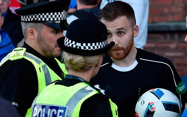 İngiltərə Futbolunda şok - 83 nəfər həbs olundu