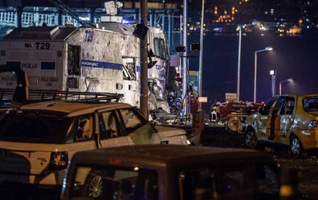 İstanbuldakı terrorun detalları bəlli olub