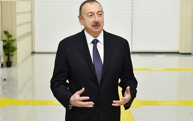 """""""Varlı insanlar daha çox ödəməlidirlər"""" - Prezident"""