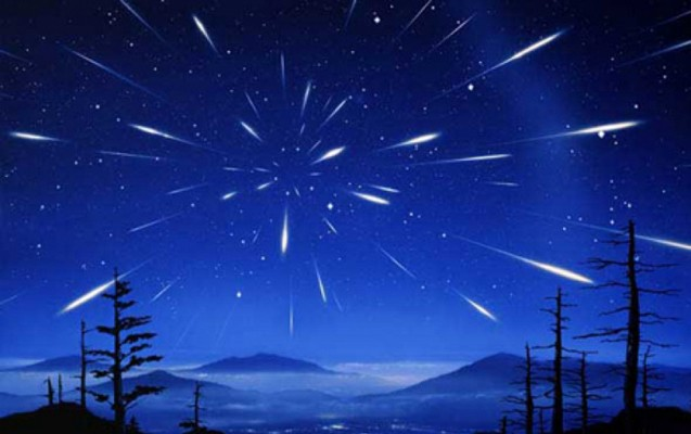 Bu tarixdə meteorit yağışı yağacaq