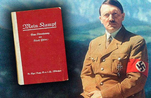 """""""Hitlerin kitabı Almaniyada Bestseller oldu"""
