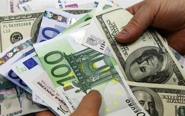 Dollar və avrodan rekord göstərici