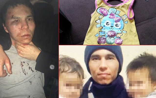 4 yaşlı oğlu ilə terrorçunun yanında olduğu deyilirdi - Lakin... + Fotolar