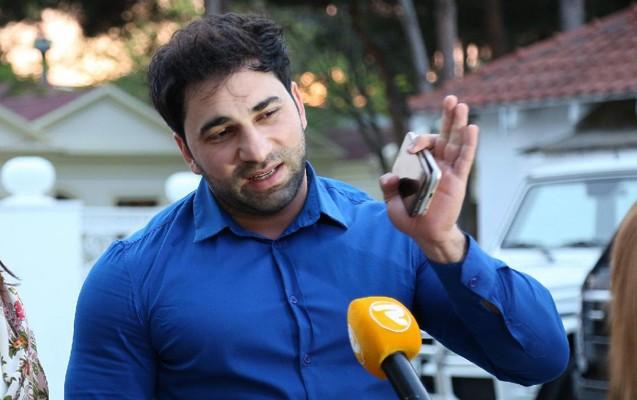 Kamil Zeynallı polis şöbəsinə çağırıldı