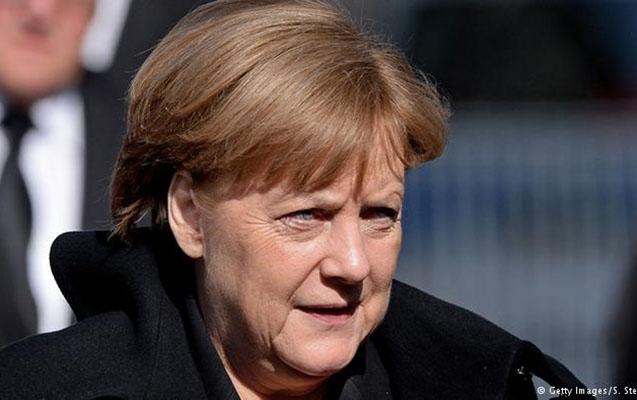 Merkel bu gün Türkiyəyə gedir