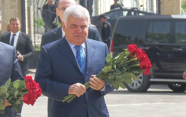 Ziya Məmmədov yola salındı
