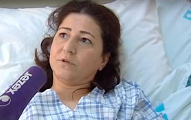"""""""8 Mart hədiyyəsinə arvadı şoka düşdü - Bakıda gözlənilməz hadisə"""