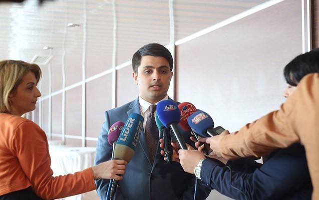 """""""İRƏLİ"""" yeni layihəyə start verdi -  Fotolar"""
