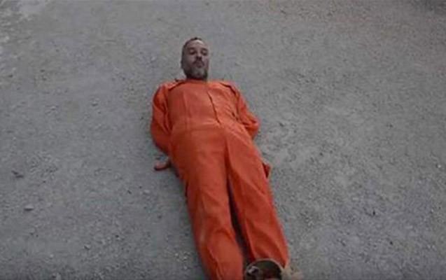 İŞİD iki nəfəri belə cəzalandırdı -  Fotolar